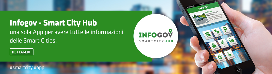 Posytron realizza Infogov Smart City Hub